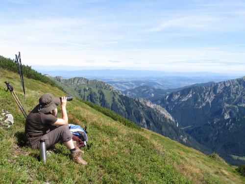 Popas #Góry #Tatry #StarorobociańskiWierch