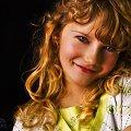 Angi - 9 lat. #Dziecko #Dziewczynka #Naris #Portret #Studio