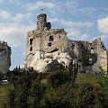 Zamek Rycerski w Mirowie #Jura #Skały #Zamek #Mirów