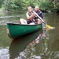 Spływ jednodniowy: Gałęźnia Mała - Krzynia #canoe #jednodniowy #kanu #Krzynia #spływ