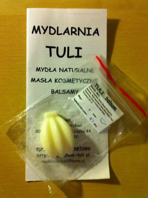 Mydła naturalne Tuli