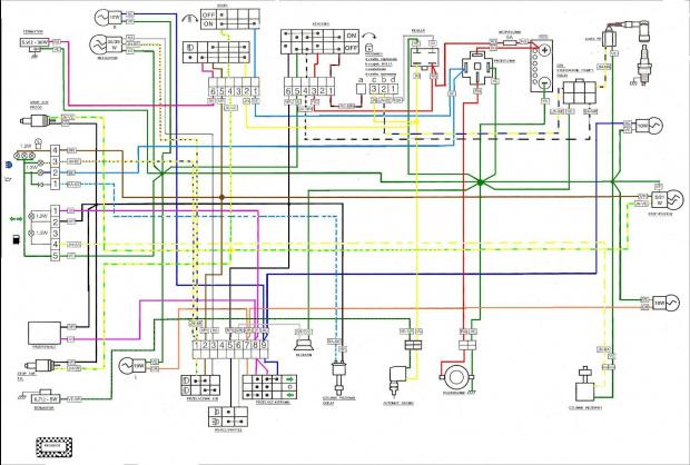 schemat elektryczny PEUGEOT