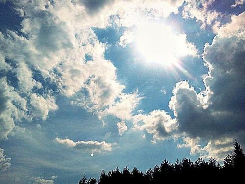 Niebo;)