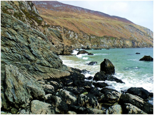 wyspa Ahil-Irlandia