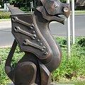 Trutnov,miasto smoka ;) #czechy #drak #smok #trutnov