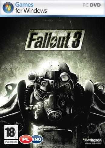 Fallout 3 Full PL pelna wersja jezykowa