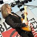 Jesus Volt podczas Suwałki Blues Festival #SuwałkiBluesFestiwal #Suwałki #koncert #muzyka #JesusVolt