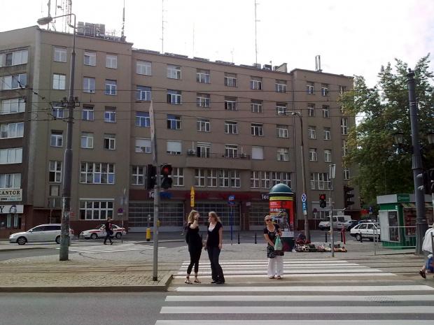 Warszawa (straż pożarna) ul. Polna #architektura #budynek #miasto #warszawa