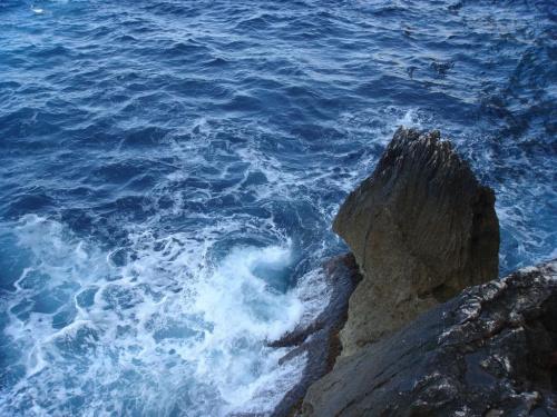 Wzburzone morze...