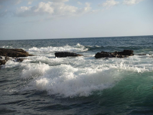 Potęga morza..
