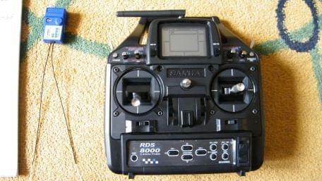 Rds8000 manual