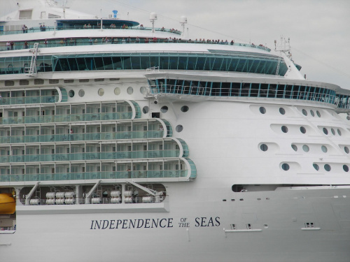 Independence of the Seas #morze #Prom #statek #IndependenceOfTheSeas