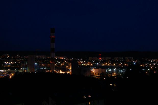 Gdynia nocą #GdyniaNoc