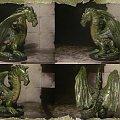 Zielony smok #dragon #smok #dungeons #dragons