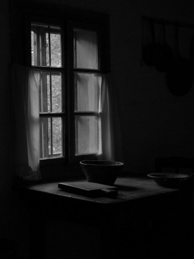 Plebania w Sanockim Skansenie