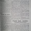 Wieczór Warszawski z 31 sierpnia 1939r #gazeta #prasa #Wrzesień1939r