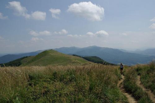 Bieszczady- Połonina Caryńska #Bieszczady #góry #PołoninaCaryńska