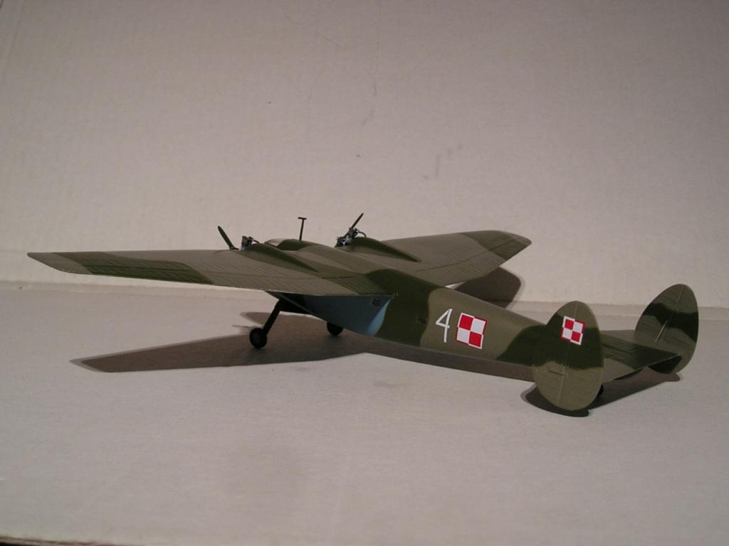 Szczerbakow Szcze-2 Broplan 1/72 vacu Bbdaef7c0db26142