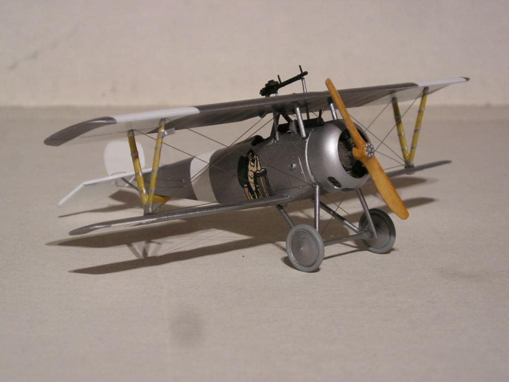 Nieuport Ni.24bis - Roden 1/72 my first 2013 81713009d77e3fd0