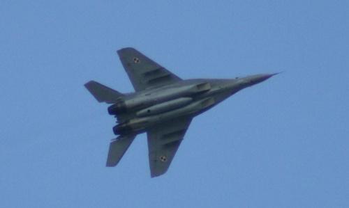 MIG-29 Z MALBORKA