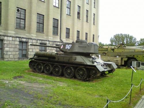 Czołg T-24 #czołg