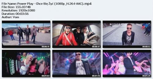 Power Play - Chce Siê ¯yæ (2012) HD 1080p