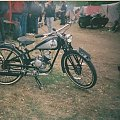 Panther 100cc, silnik Sachs.Prod.Niemcy 1936r. #motocykl #panther #weteran #oldtimer #ZlotMotocykli #StareMotocykle