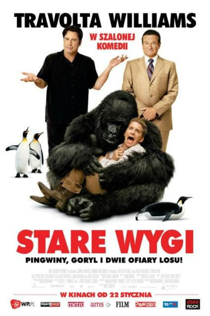 Stare wygi / Old Dogs (2009) PL.DVDRip.XviD-B89