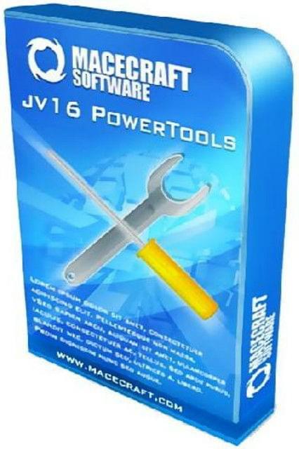 jv16 PowerTools 2013 3.0.0.1248 [PL] [ZAREJESTROWANY]