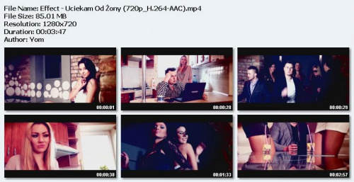 Effect - Uciekam Od �ony (2012) HD 720p