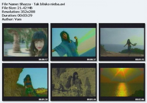 Shazza - Tak Blisko Nieba (1997)