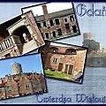Twierdza Wisłoujście-miejsce wyjątkowe od głębokiego średniowiecza począwszy, nareszcie udostępnione zwiedzającym, czarowne i niepowtarzalne z racji urody, miejsca i funkcji!!! #collage #Gdańsk #widoki