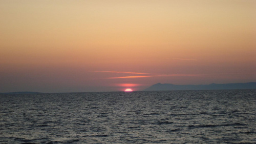 Nad Adriatykiem.