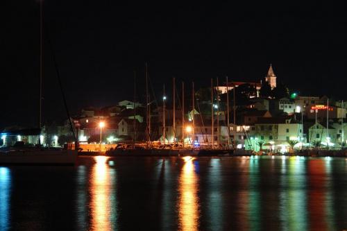 noc w Primostenie...