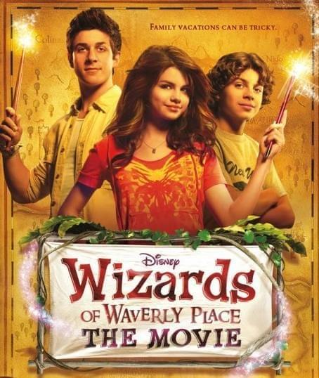 Czarodzieje z Waverly Place Film (2009) Dubbing