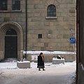 #pomarańcz #czerwień #katedra #bielsko #miasto