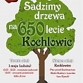 Plakat Drzewa #Kochłowice #GeniusLoci