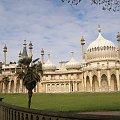 The Royal Pavilon,wybudowany na polecenie pzniejszego króla AngliiJerzego IV #król