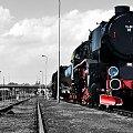 #parowóz #parowozy #Parowozownia #Wolsztyn #kolej #lokomotywa #lokomotywy #transport #historia #zabytek #antyk