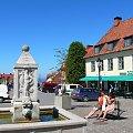Stary ryneczek w Visby #rejs #Bałtyk #Gotlandia