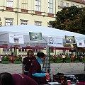 Stowarzyszenie Przyjaciół Fretek na Światowym Dniu Zwierząt na wrocławskim Rynku _ 3 X 2010 #fretka #fretki #SPF #FAA #ImprezaCharytatywna #Wrocław #Rynek