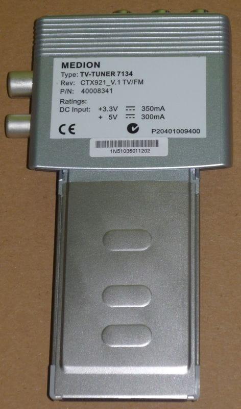 HP Notebook PCs - Set Up the HP ExpressCard TV Tuner to Watch TV