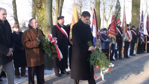 Burmistrz Mogilna Leszek Duszyński