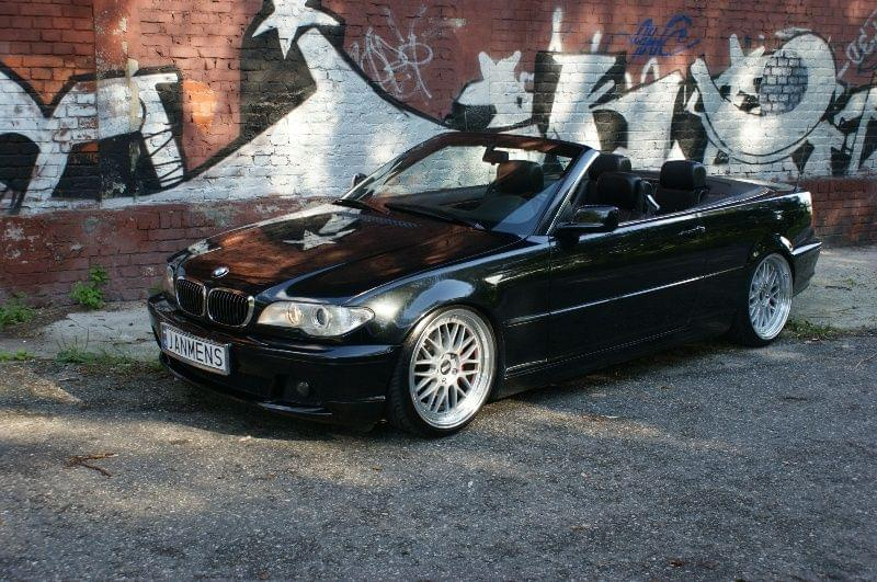bmw zobacz temat e46 cabrio by janmens. Black Bedroom Furniture Sets. Home Design Ideas