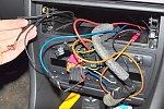 Podłączenie i okablowanie Radia Concert II Audi A6 Avant 04r
