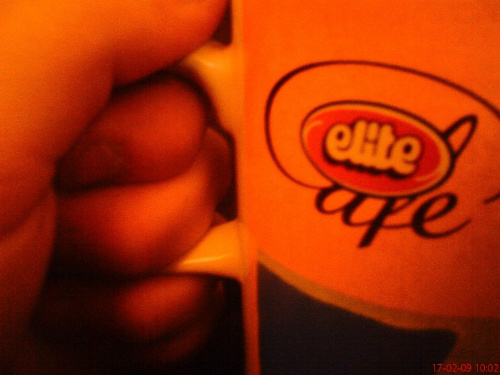 #szklanka #kawa #kubek #ręka #herbata #kolorowe #elite #cafe