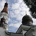 Cerkiew prawosławna we Włodawie z połowy XiX w. #cerkiew #Polesie #Włodawa