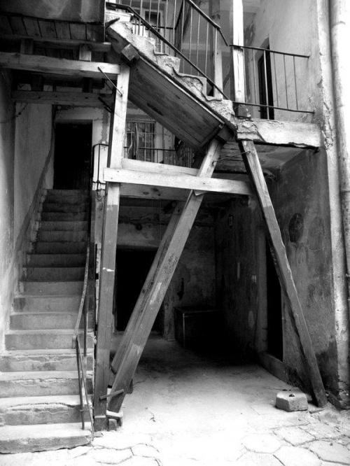 #ruina #kamienica #lublin