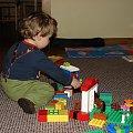 moja własna prywatna stajnia :) #dzieci #dziecko #lego #prezenty #święta #zabawki