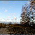 Dzisiaj wszystko z perspektywy wydm... #jesień #wydmy #NadMorzem #GórkiZachodnie #widok